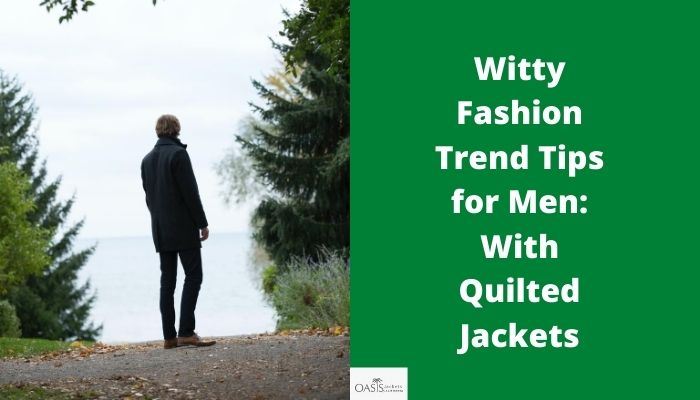 quilted jacket manufactures