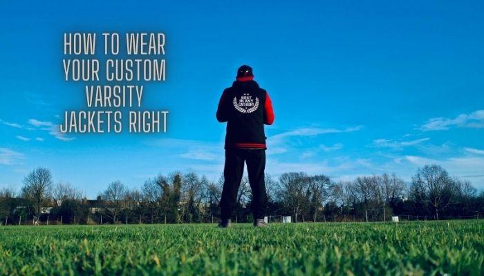 varsity jacket wholesale
