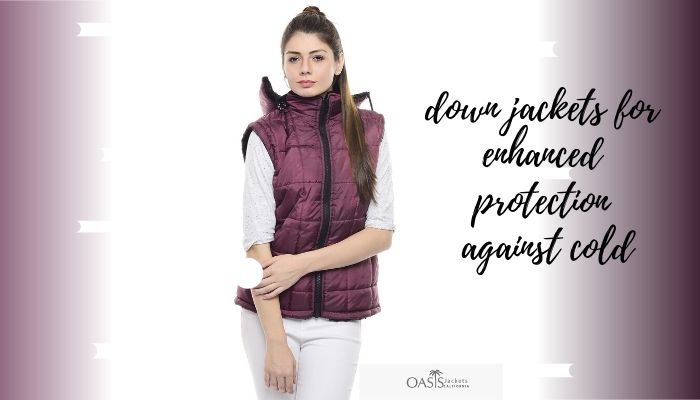 down jacket manufacturer