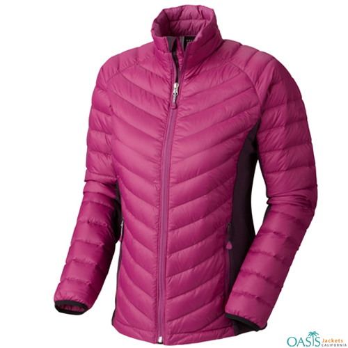 Pink and Purple Quirky Jacket Wholesale
