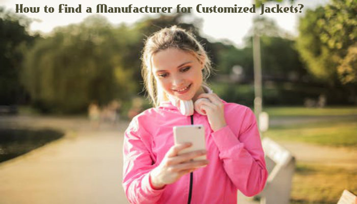 wholesale jacket manufacturer
