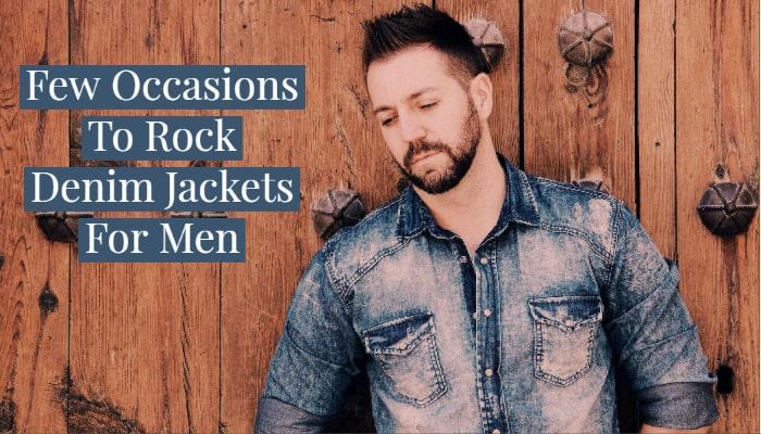 Denim Jackets Manufacturers