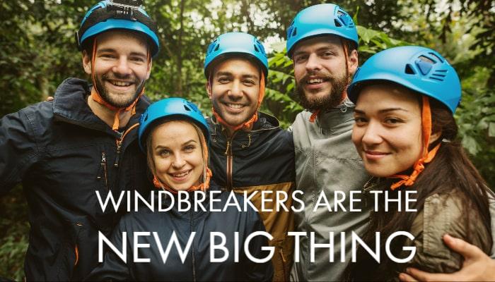 Windbreaker Manufacturer