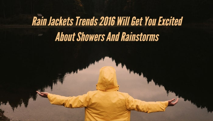 Wholesale Rain Jackets