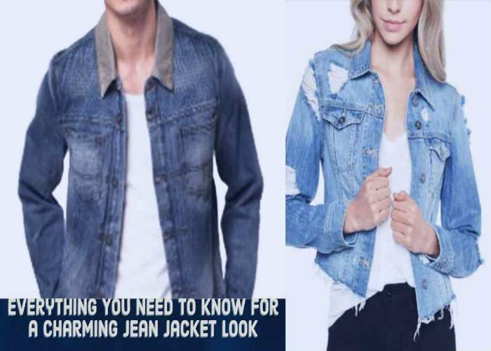 Everything You Need to Know For a Charming Jean Jacket Look