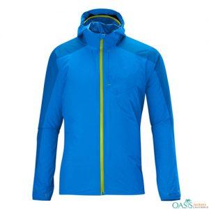 Blue Dew Running Jacket