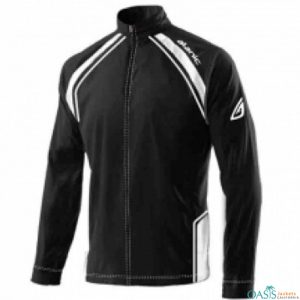 Bold Black Racer Jacket