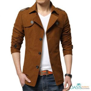 Casual Winter Coat for Men
