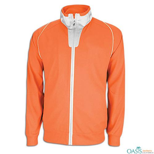 Charcoal Orange Team Jackets