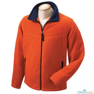Charming Polar Fleece Jacket
