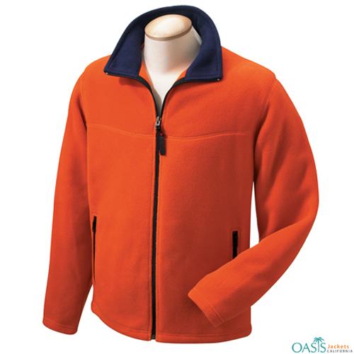 Charming Polar Fleece Jacket