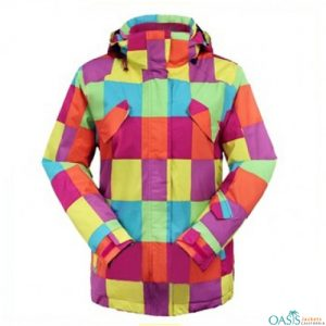 Color Bonanza Ski Jacket
