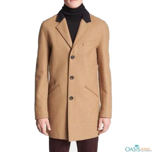 Comfy Camel Long Coat