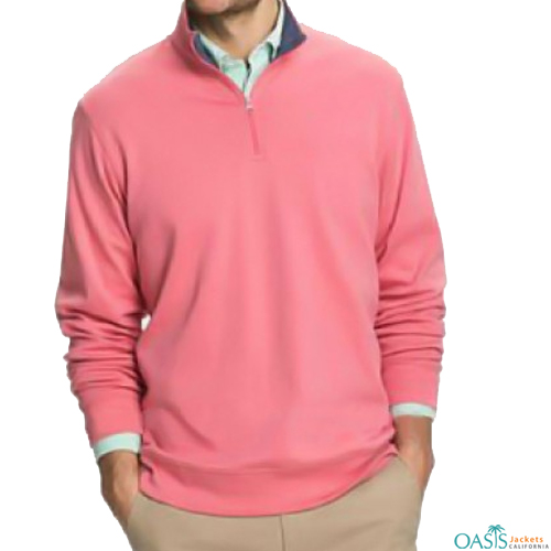 Pink Full Sleeve Sweatshirt