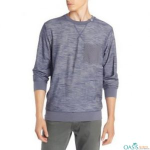 Dark grey full sleeve sweatshirt