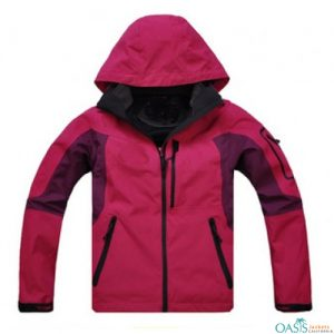 Wholesale Dungeon Red 3 in 1 Jacket