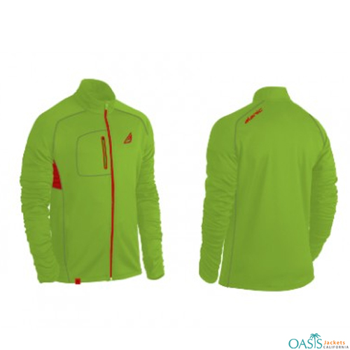 ELECTRIC LIME LIFESTYLE JACKET