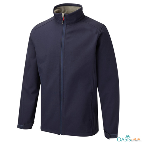 Exquisite Blue Softshell Jackets