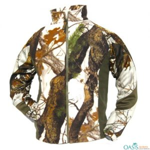 Fashionable Urban Sublimated Jacket