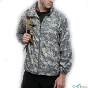 Wholesale Fern Valley Army Jacket
