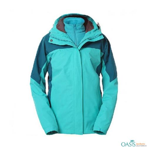 Wholesale Fresh Air 3 in 1 Jacket