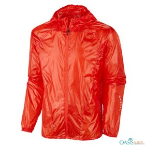 Full Sleeve Red Mountain Jacket
