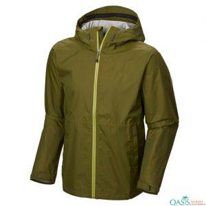 Full Sleeved Ladies Mountain Jacket Wholesale