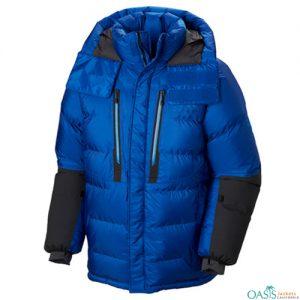 Full Sleeve Blue Unisex Jacket