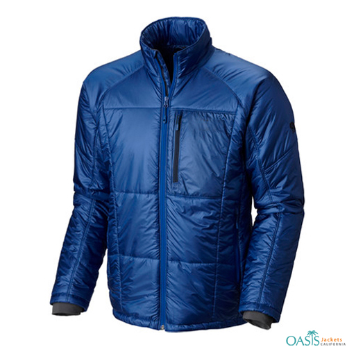 Fully Equipped Mountaineers Jacket