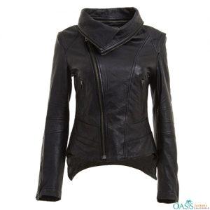 Gorgeous Black Leather Jacket