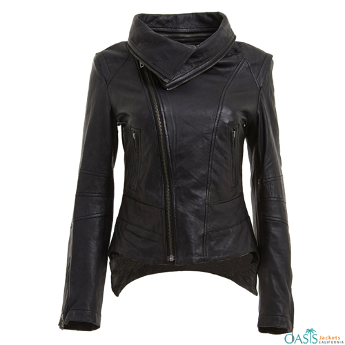 Gorgeous Black Leather Jacket