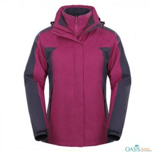 Wholesale Grape 3 in 1 Jacket