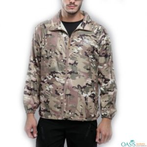 Wholesale Green Shaded Army Jacket