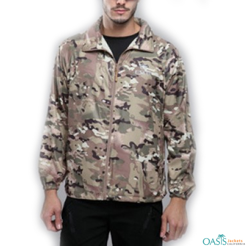 Wholesale Green Shaded Army Jacket