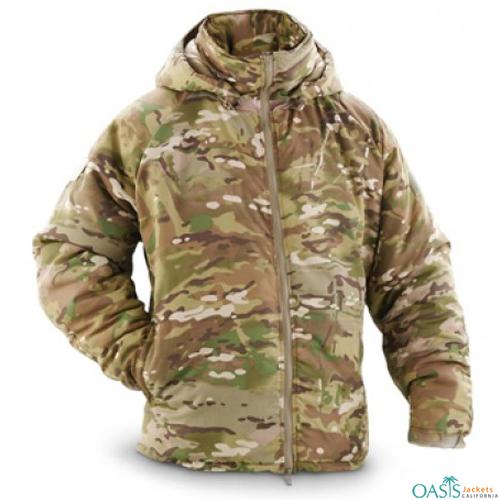 Wholesale Grey Army Pride Jacket