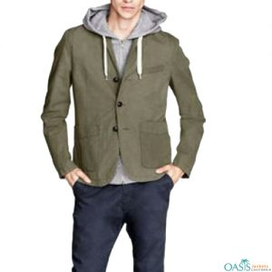 Grey Smart Coat