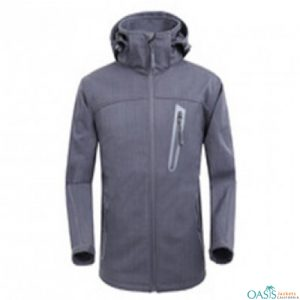 Grey Sturdy winter jacket