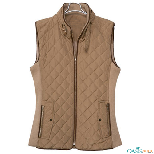 Hi Fashion Grey Vest Jacket