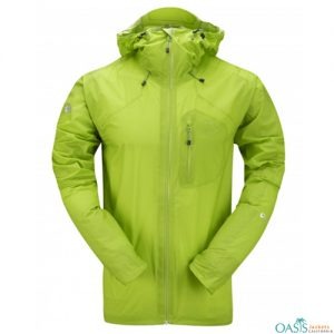 Hooded Unisex Mountain Jacket