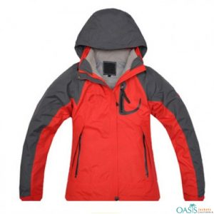 Jasper Red 3 in 1 Jacket