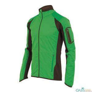Kiwi Coloured Running Jacket