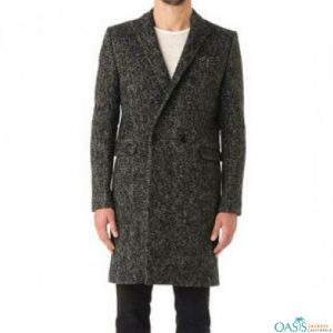 Knitted Royal Long Coat