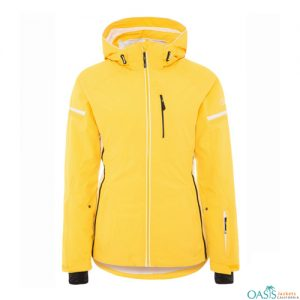 Laser Lemon Ski Jacket