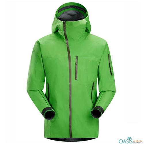 Lemony Green Ski Jacket