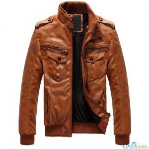 Long Lasting Leather Jacket