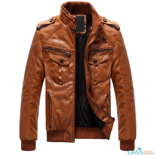 Long Lasting Leather Jacket