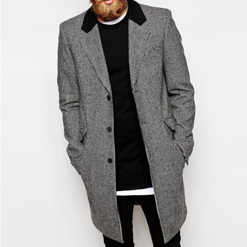 Long Woollen Coat