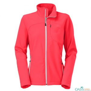 Magical Pink Softshell Jacket