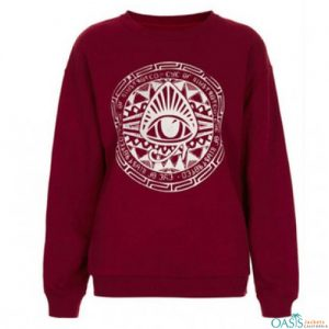 Maroon Comfortable Snug Jacket