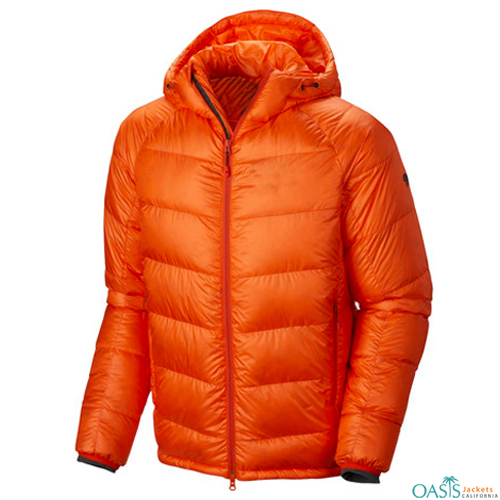 Mens Mountain Jacket with Hoodie
